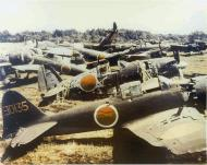 Asisbiz Atsugi airbase after the Japanese surrender 1945 01