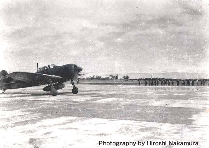 Mitsubishi Zero wartime photographs by Hiroshi Nakamura 05