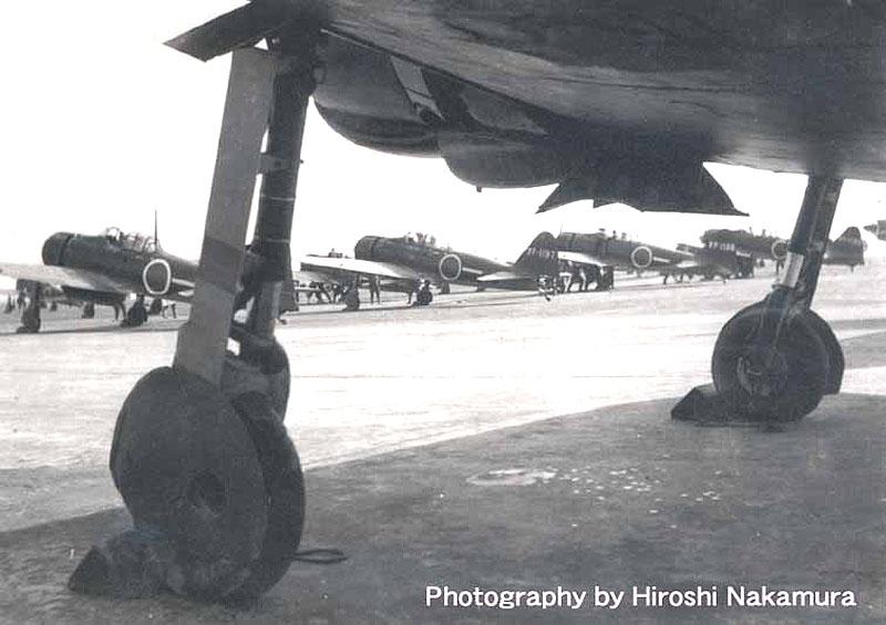 Mitsubishi Zero wartime photographs by Hiroshi Nakamura 06