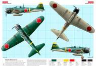 Asisbiz Mitsubishi A6M2 21 Zero JNAF Konoike Air Group Konoike Airbase Ibaragi 1944 0A