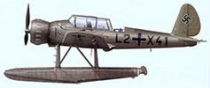 Arado Ar 196 history and specifications