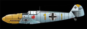 Messerschmitt Bf 109E Emil history and specifications
