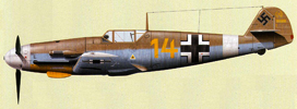 Bf-109F