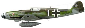 Messerschmitt Bf 109K Karl