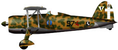 Fiat CR 42 Falco list