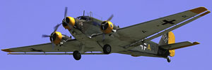 Junkers Ju 52 history and specifications