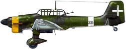 Junker Ju 87B Stuka ANR