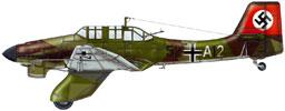 Junker Ju 87A Stuka