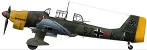 Junker Ju 87B Stuka