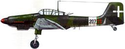 Junker Ju 87D Stuka