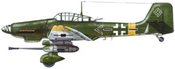 Junker Ju 87G Stuka