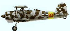 Fiat CR 42 Falco history and specifications