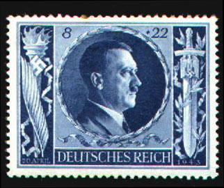 Stamp Hitler