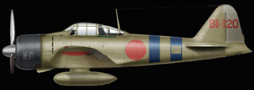 Mitsubishi A6M Zero history and specifications