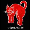 Jagdgeschwader 10(N)./JG26 Emblem