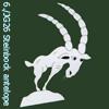 Jagdgeschwader 26 Steinbock antelope emblem
