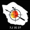 7./JG27 emblem