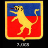 7./JG5 emblem