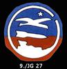 5./JG27 emblem