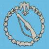 I./StG1 Emblem Infanterie Sturmabzeichen
