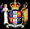 Coat of Arms New-Zealand
