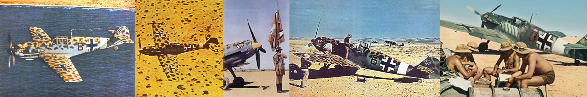 Messerschmitt Bf 109E List
