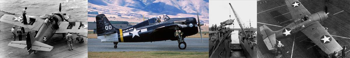 Grumann F4F-4 Wildcat