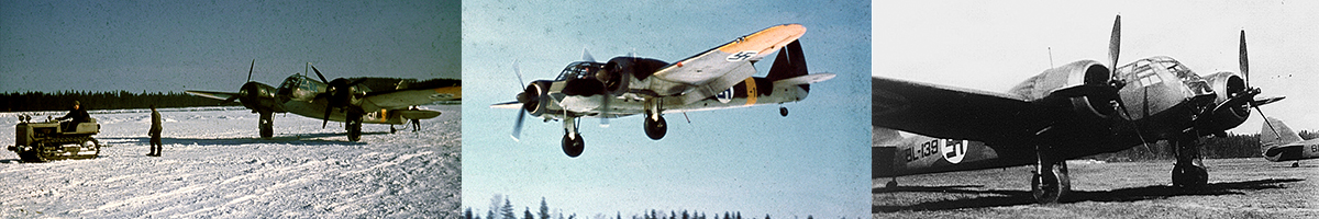 Finnish Air Force Bristol Blenheim's List