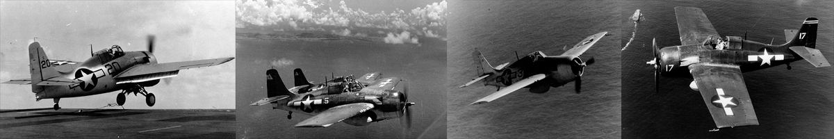 F4F-4 Wildcat List