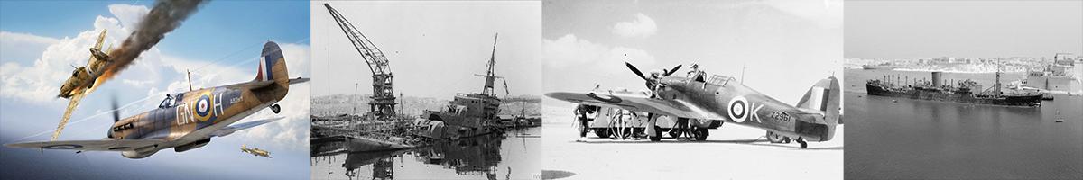 Hawker Hurricane List