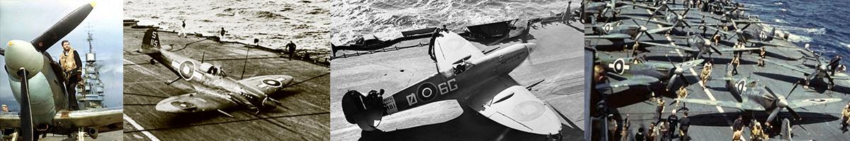 Supermarine Seafire List