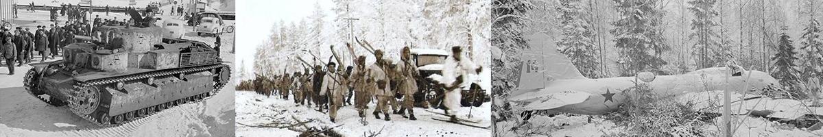 Winter War photos