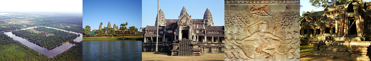 Header Angkor Wat Temple