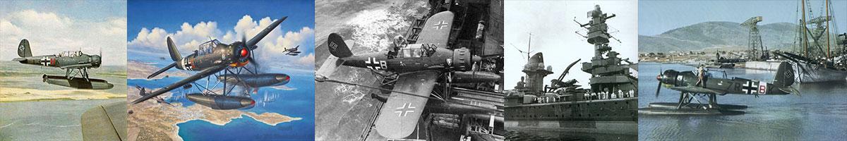 Arado Ar-196 List