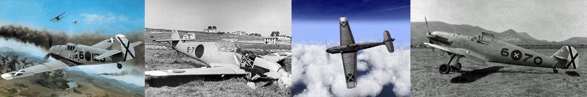 List of Condor Legion Bf 109's