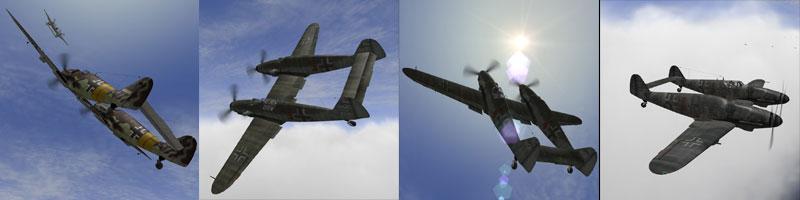 Bf-109Z