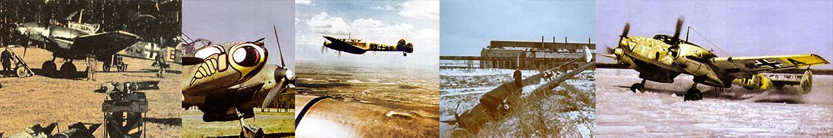 Messerschmitt Bf 110 Zerstorer