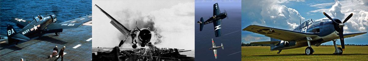 Grumman F6F-5 Hellcat fhoto list