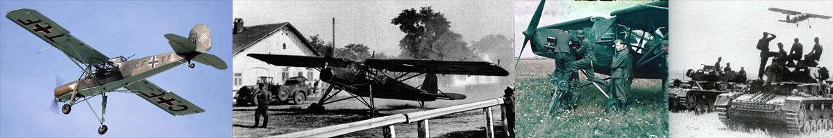 Fieseler Fi 156 Störch (Stork)