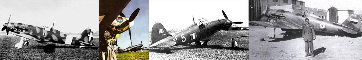 Fiat G.55 Centauro List