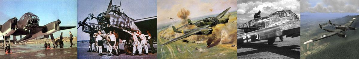 Focke-Wulf Fw 189A-2 Uhu (Owl) list