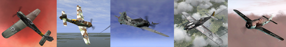 Focke-Wulf Fw 190A