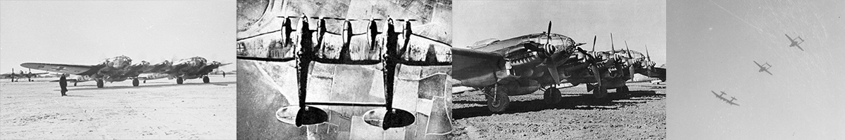 Heinkel He 111Z Zwilling aircraft list