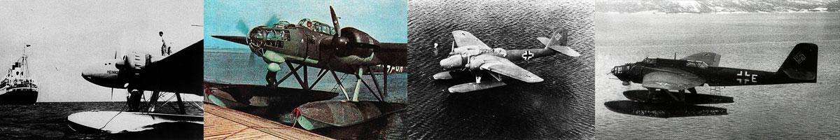 Heinkel He 115 List