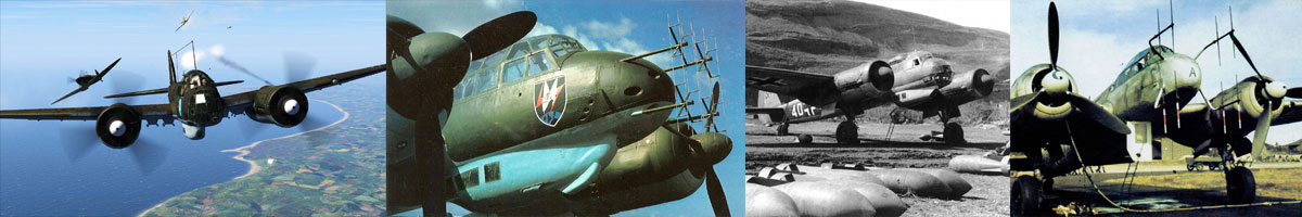 Junkers Ju 88 used by NJG2