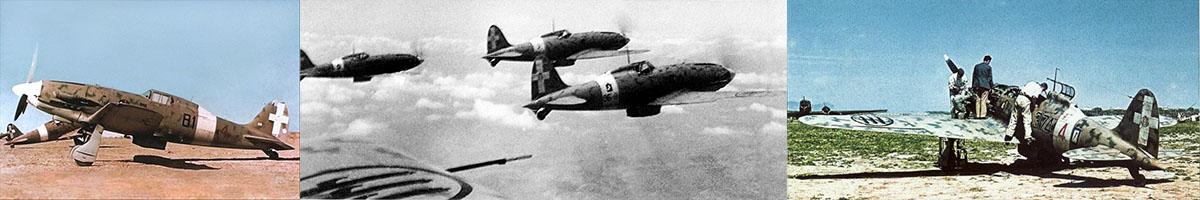 Macchi C.202 Folgore - Thunderbolt List