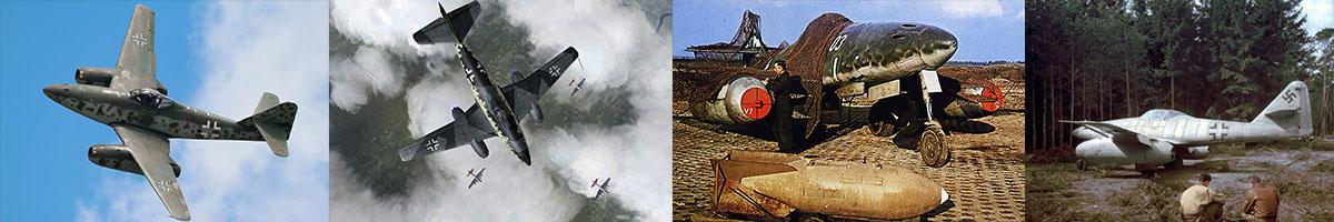 Messerschmitt Me 262 Schwalbe List