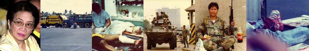 Philippine coup