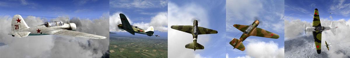Soukhoi Su-2 Сухой Су-2 List