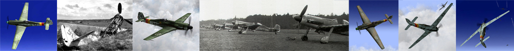 Focke-Wulf TA 152H List